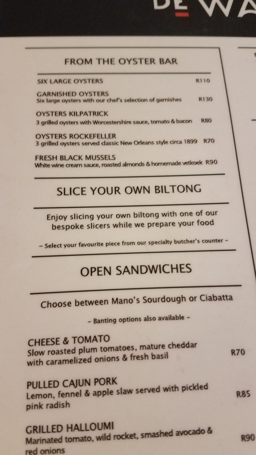 Slice your own biltong!? Had to check it out.
